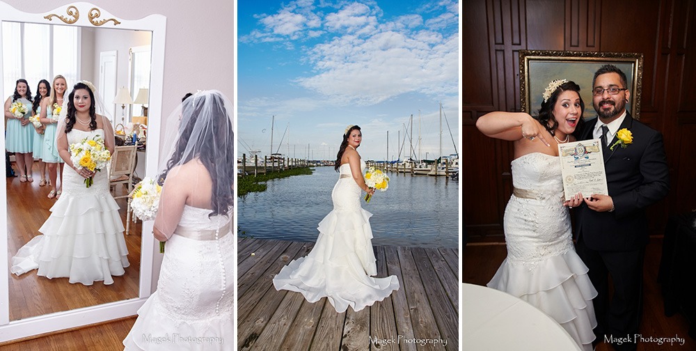Houston wedding Photography - Magek Photography - cover