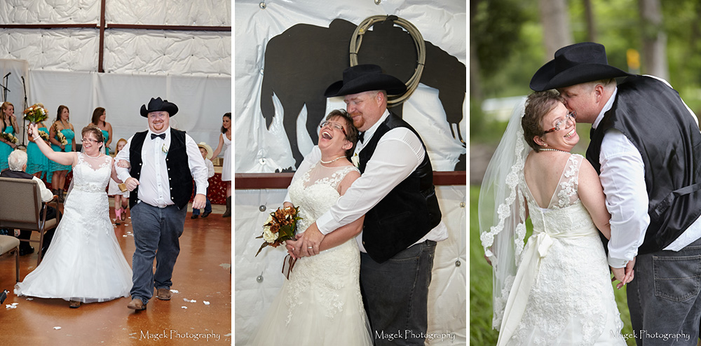Magek Photography Butler's Courtyard Wedding Pictures-cover-Matt and Brandi