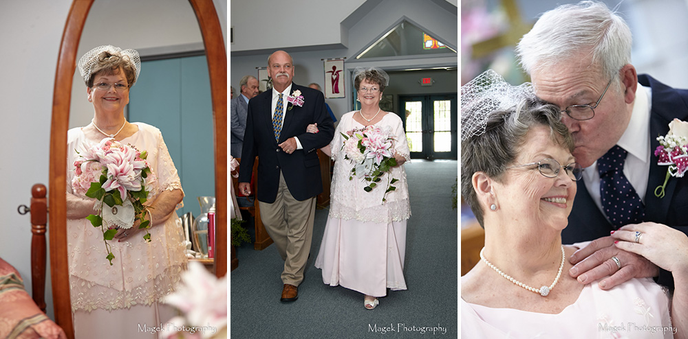 Magek Photography Wedding Pictures- Jim and Mary - Cover