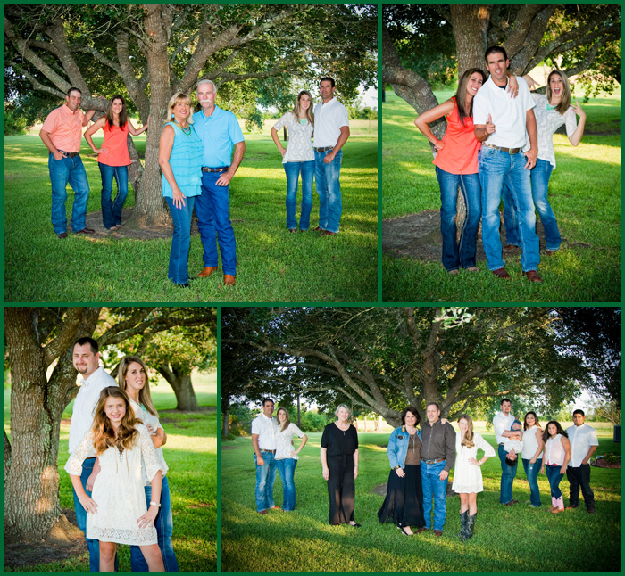 Wallace and Galetti Family Pictures